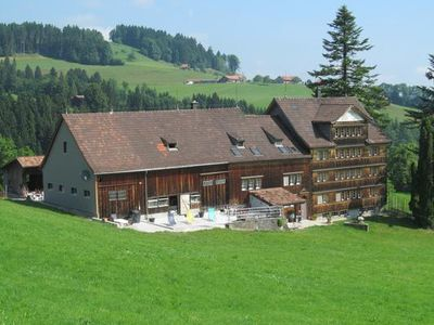 Photo for Holiday apartment Hundwil for 1 - 8 persons with 4 bedrooms - Holiday apartment in a farmhouse