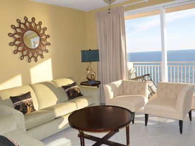 Photo for Oceanfront Luxury 8th floor Splash unit ~ Beach Service included