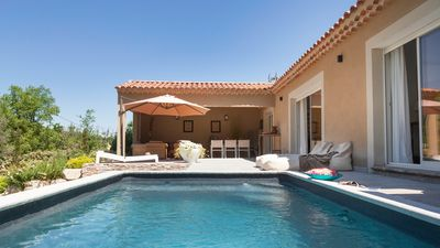 Photo for Beautiful Traditional Provencal House with services