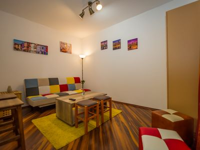 Photo for Cozy Apartment in Historic City Center