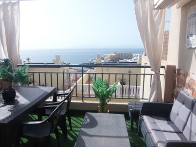 Photo for Beautiful house close to sea for 4/6 people,with amazing sea view,pools and wifi
