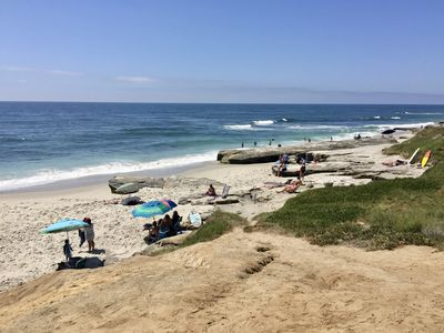 La Jolla Windansea's Best beach!