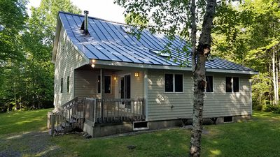 Photo for Lovely 3 bedroom house on the eastern shore of Mooselookmeguntic