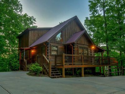 Photo for Located just 10 minutes from downtown Blue Ridge!