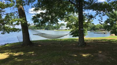 Photo for NEW! PETS Welcome! Boat Ramp, Fishing, Kayaks!! $200/nightly  WIFI