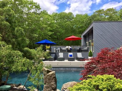 Photo for Hamptons retreat with pool & tennis