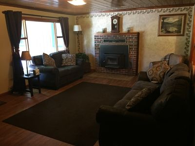 Photo for North Fork Lodging Only 25 Min. From Glacier National Park