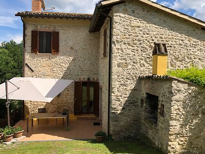 Photo for 3BR Chateau / Country House Vacation Rental in ACQUASPARTA, Umbria