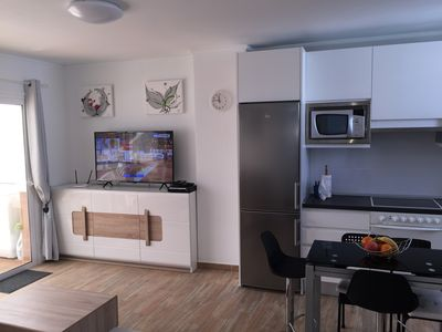 Photo for Beautiful apartment renovated comfort with large terrace equipped WIFi and TNT