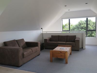 Photo for Ruru Lodge, Kotare House. Spacious, modern, light, convenient, fully fitted.