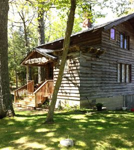 Photo for The Blue Dog -  Lake Michigan Cottage on the Beach - Good Hart