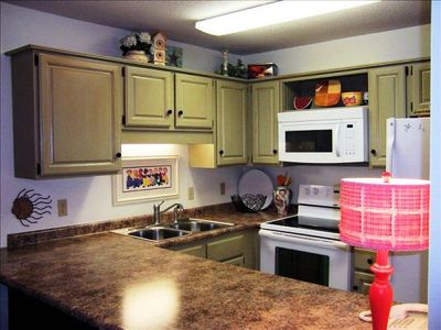 Photo for Oceanside Condo, Updated and Clean available summer and fall.