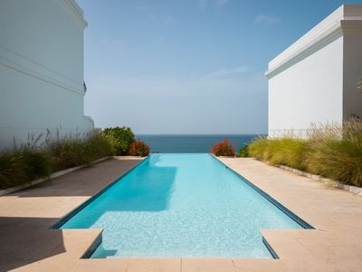 Photo for Mangó y Playa   Luxurious and romantic villa with private plunge pool and ocean views