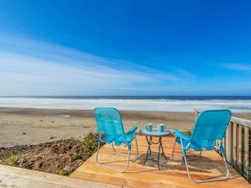 Bright And Cozy Oceanfront Home W Easy Beach Access Amazing Views
