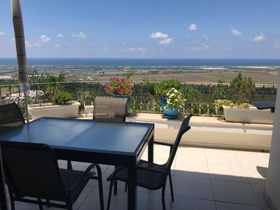 Photo for Amazing Panoramic Sea View House in Zikhron Ya'akov - The Provence of Israel
