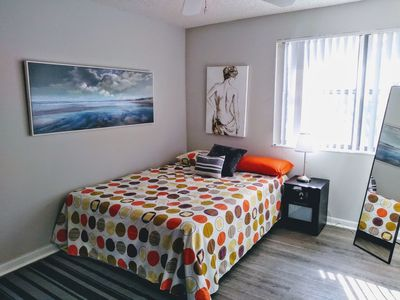 Photo for Huge Adorable Bedroom  With Access to  Gym, Swimming Pool & Tennis Court