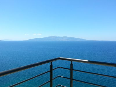 Photo for Your Sea Dream - Beautiful Apartment with stunning sea views in Saranda 6-8 beds