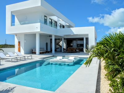 Photo for 2BR Villa Vacation Rental in Long Bay Beach, Providenciales, Turks and Caicos Islands