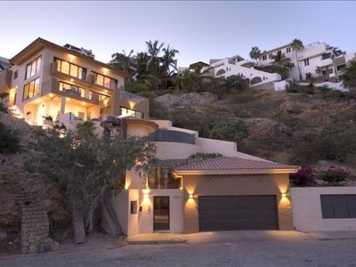 Photo for Amazing Views, 4 Bedrooms, Close Walk to Downtown Cabo