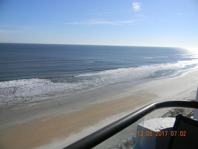 Photo for BEAUTIFUL OCEANFRONT CONDO - New Smyrna Beach