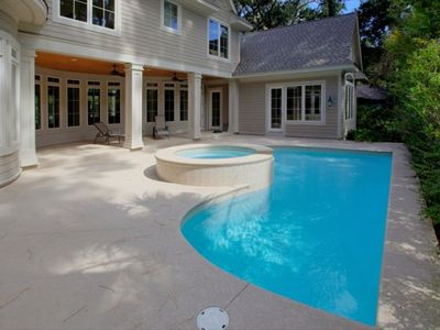 Photo for Amazingly beautiful home with private pool.