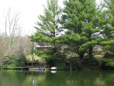 Photo for Milepost 180 Blue Ridge Parkway; Fresh Air, Quiet, Lakeview, Family-Friendly