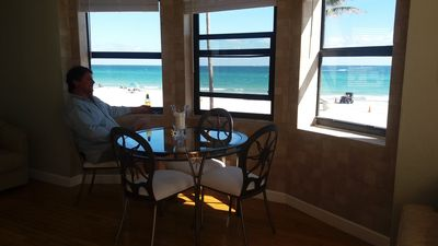 Photo for Amazing Oceanfront Property* Perfect Safe & Isolated*Quiet* FreePark*SELF Ck. In