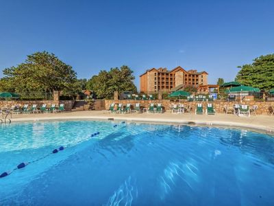 Photo for August 18-25, 2018 Only ~ Westgate Branson Woods Resort Grand Villa