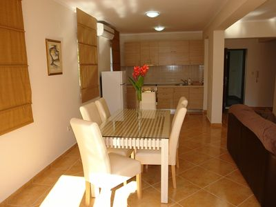 Photo for Franeta Two-bedroom Apartment, 2nd floor, street view, No.7