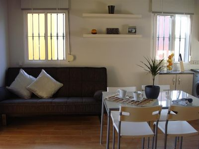 "Photo for Apartment right near the ""Playa de El Palo"" in Málaga with Internet, Air conditioning, Parking, Terrace (430252)"