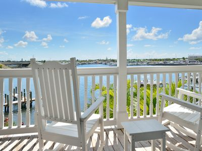 Photo for Luxury Waterfront home with elevator, private pool AND dock!