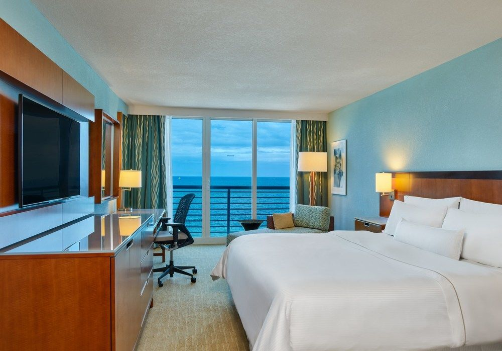 The Westin Fort Lauderdale Beach Resort Standard Room 1 King Bed