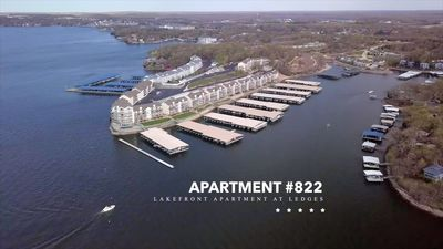 Photo for FREE NIGHT*Lake front condo with new appliances, furniture, mattresses.