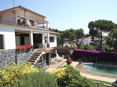 Photo for ONLY FOR FAMILIES WITH CHILDREN, POOL, NEAR BARCELONA AND BEACH