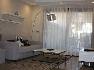 Photo for One bedroom Apartment with private pool in Bahia de la Plata
