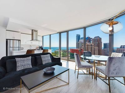 Photo for New! Ultra Luxury 2BR Apartment in South Loop - Two Bedroom Apartment, Sleeps 6