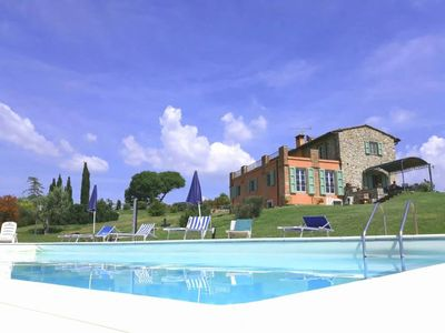 Photo for 6 bedroom Villa, sleeps 12 in Casa Sant'Andrea with Pool