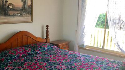 Photo for Comfy QUEEN BED with amazing view