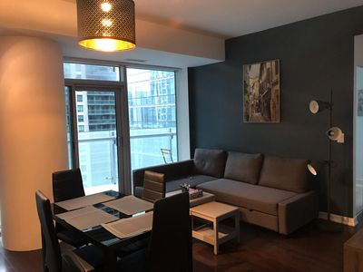 Photo for Shameem Suites Spectacular 2 Bedroom Condo Toronto Downtown