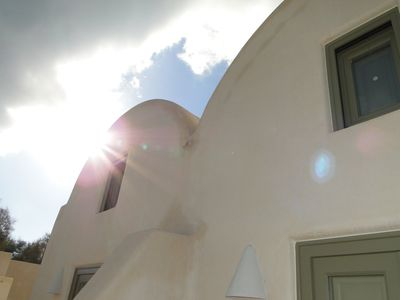 Guest house under the sun