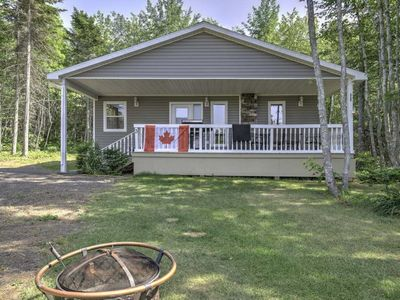 Photo for Inn The Woods, Deluxe PEI Cottages - Cottage 3