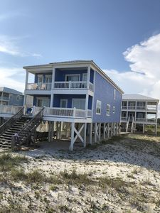 Photo for Gorgeous, 4 Bedroom Beach-Front Rental House