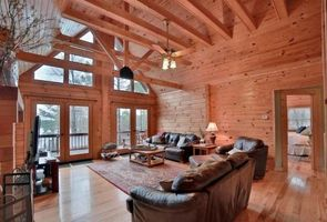 Photo for 3BR Cabin Vacation Rental in Wedowee, Alabama