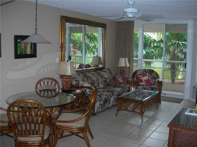 Photo for two bedroom condo in building Q at the Maui Banyan sleeps up to six people. Q-104