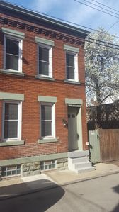 Photo for Steps from Historic East Carson Street. Quiet, Modern Row Home. Bike Friendly