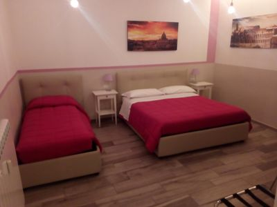 Photo for 1BR Townhome Vacation Rental in Roma, Lazio