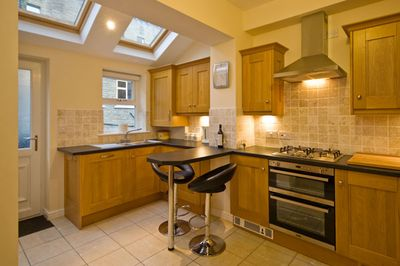 Fully fitted well appointed modern Kitchen