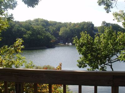 Creek View From Deck