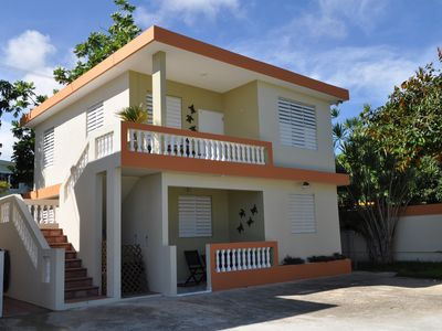 Photo for ISOLA– Private 1st floor Apt in beautiful neighborhood just min to Beaches & BQN