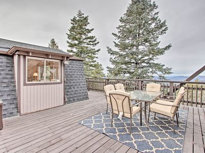 Photo for NEW! Home in Prescott Nat'l Forest w/ Mtn Views!